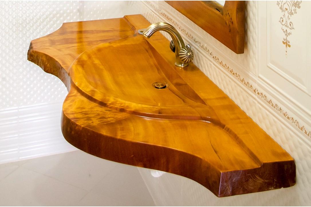 waschbecken aus holz pappel 4 desart. Black Bedroom Furniture Sets. Home Design Ideas